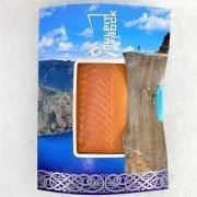 Air Flown Norway Fresh Smoked Salmon Pulpit Rock Loin 300g Fullpack