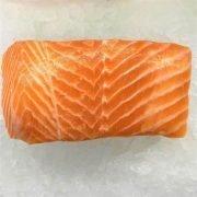Air Flown Norway Fresh Trout Fillet Portioned Boneless Skin On 200g Meat