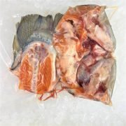 Air Flown Norway Fresh Trout Head And Bones Back