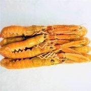 Frozen Denmark Langoustine Scampi Norway Lobster Whole Medium 1kg Inside