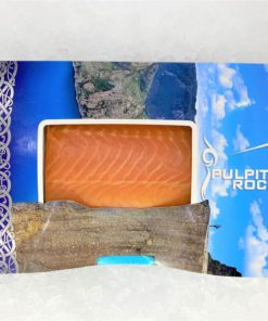 Norway Frozen Smoked Salmon Pulpit Rock Loin 300g Fullpack
