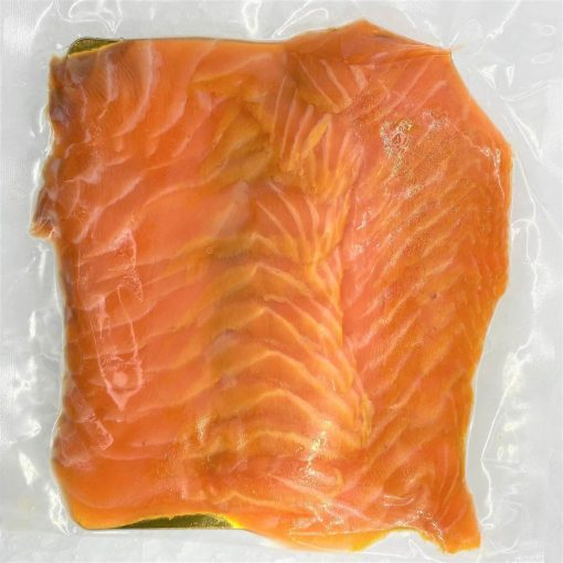 Norway Frozen Smoked Salmon Pulpit Rock Pre Sliced 200g Pack
