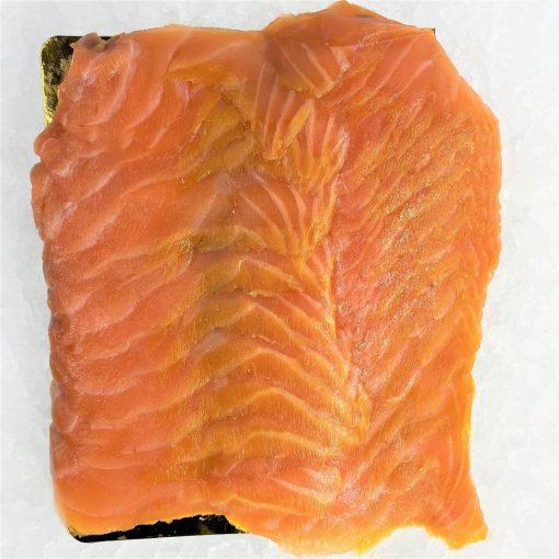 Norway Frozen Smoked Salmon Pulpit Rock Pre Sliced 200g Unpack