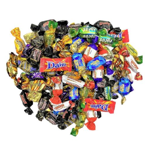 Scandinavian Goodies Assorted Chocolates Twist 550g Back