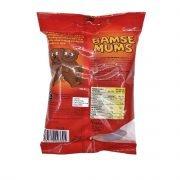 Scandinavian Goodies Chocolate Mashmallow Chocolate Bamsemums 125g Back