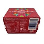 Scandinavian Goodies Dairy Cheese Dark Brown 500g Back