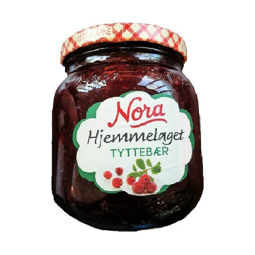 Scandinavian Goodies Jams Lingonberry 400g Front