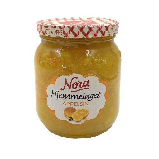 Scandinavian Goodies Jams Orange Marmelade Front