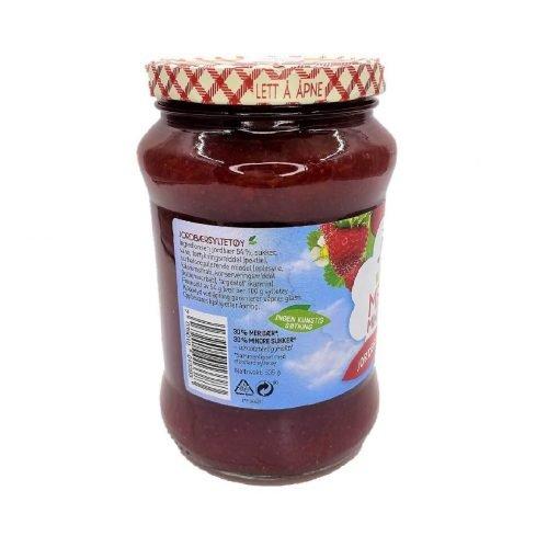 Scandinavian Goodies Jams Strawberry Less Sugar Right
