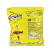 Scandinavian Goodies Salted&crispy Milk Chocolate Smash 200g Back