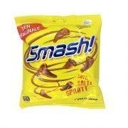 Scandinavian Goodies Salted&crispy Milk Chocolate Smash 200g Front