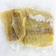 Smoked&marinated Dry Salted Cod In Pieces Skinoff&boneless 500g Pack