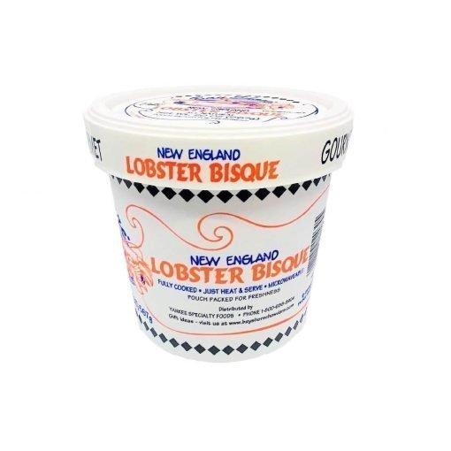 Soups&stocks Frozen Usa Soup Lobster Bisque 567g Back
