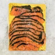 Fresh Norway Gravlax Dill Marinated Salmon Pre Sliced Pulpit Rock 200g Pack