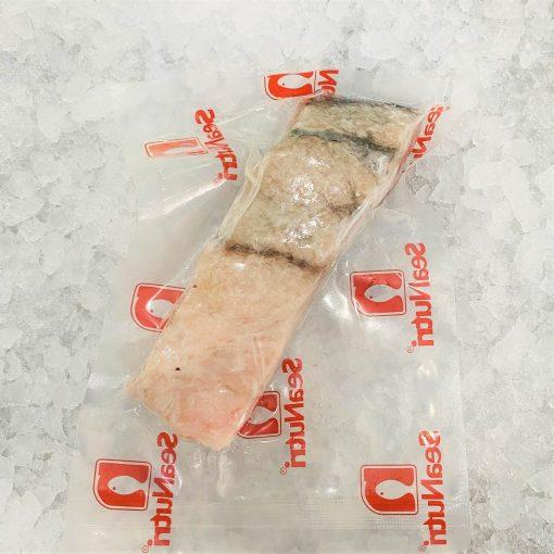 Frozen Malaysia Barramundi Fillet Portioned Skin On Boneless 200g Pack Meat