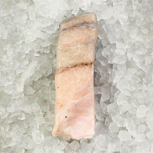 Frozen Malaysia Barramundi Fillet Portioned Skin On Boneless 200g Unpack Meat