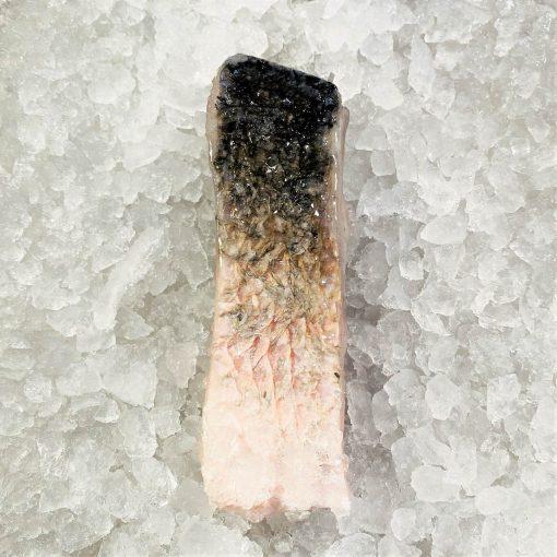 Frozen Malaysia Barramundi Fillet Portioned Skin On Boneless 200g Unpack Skin