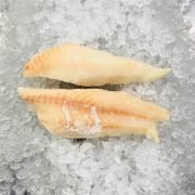 Frozen Norway Haddock Portioned Skinless Boneless 300g Unpack Meat