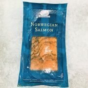Frozen Norway Norsk Sjomat Gravlax Dill Marinated Salmon Pre Sliced Pack 200g