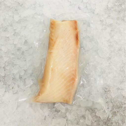 Frozen Usa Canada Black Cod Gindara Fillet Portioned 200g Pack Meat