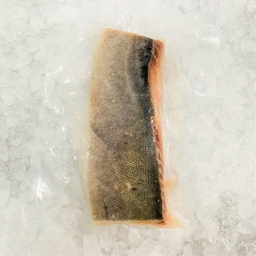 Frozen Usa Canada Black Cod Gindara Fillet Portioned 200g Pack Skin