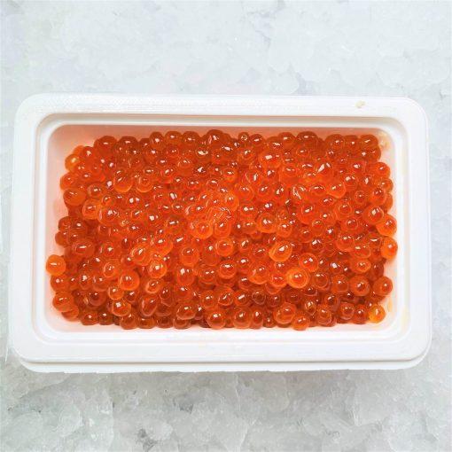 Caviar&roe Frozen Japan Salmon Roe Shoyu 250g Top Defrost