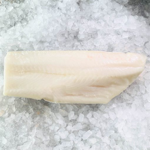 Frozen Chilean Sea Bass Whole Fillet 1.5kg Unpack Meat