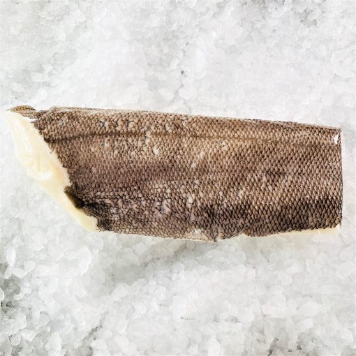 Frozen Chilean Sea Bass Whole Fillet 1.5kg Unpack Skin
