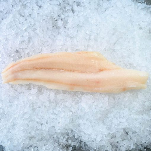 Frozen Norway Greenland Halibut Cutlet Skin Off Boneless 400g Unpack Meat