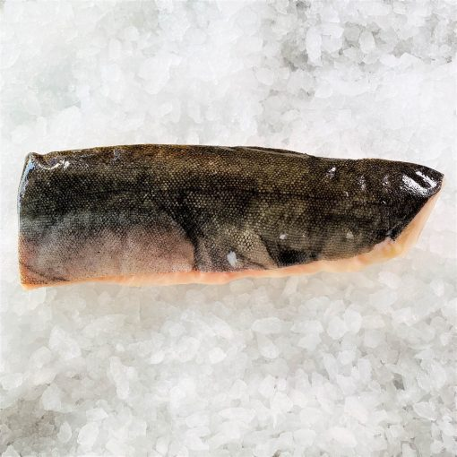 Frozen Usa Canada Black Cod Gindara Whole Fillet 900g Unpack Skin