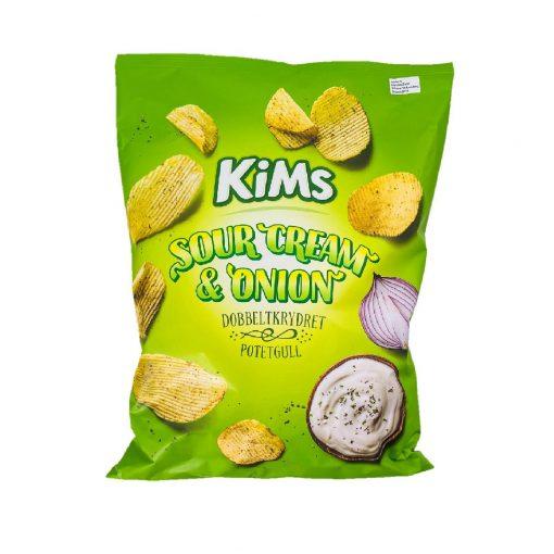 Scandinavian Goodies Others Kims Sour Cream 250g Front