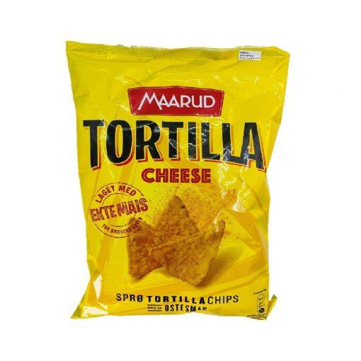 Scandinavian Goodies Others Maarud Tortilla Cheese 185g Front