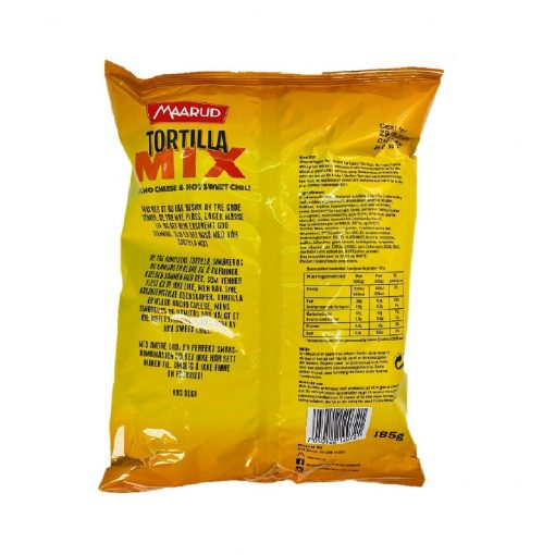 Scandinavian Goodies Others Maarud Tortilla Mix 185g Back