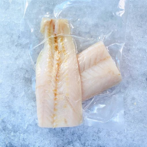Frozen New Zealand Ling Whole Fillet Skin Off Boneless 500g Pack
