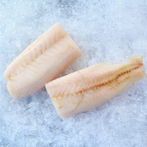Frozen New Zealand Ling Whole Fillet Skin Off Boneless 500g Unpack