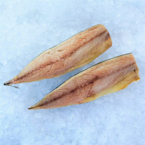 Frozen Norway Saba Mackerel Fillet Portioned Skin On 125g X 2 Unpack Meat