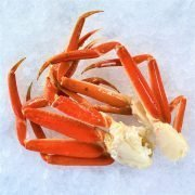 Frozen Usa Canada Snow Crab Cooked Cluster 300g Unpacked