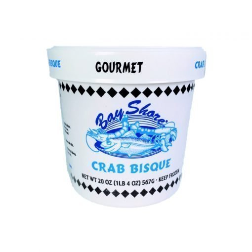 Soups&stocks Frozen Usa Soup Crab Bisque 567g Front
