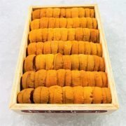 Air Flown Japan Fresh Uni Sea Urchin Narabi 250g Tray Front