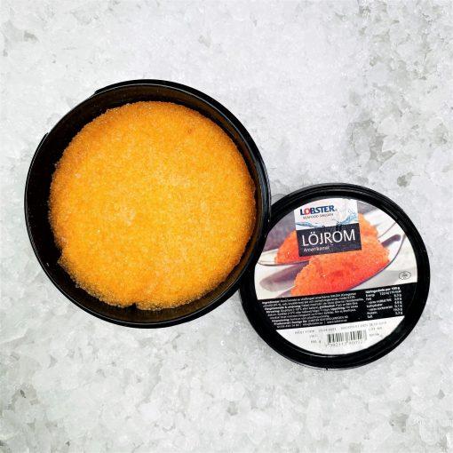Caviar&roe Frozen Usa Caviar Bleak Roe Lojrom Amerikansk 500g Inside Cover