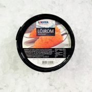 Caviar&roe Frozen Usa Caviar Bleak Roe Lojrom Amerikansk 500g Top