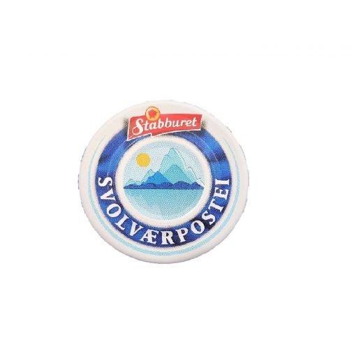 Scandinavian Goodies Preserved Cod Roe Svolvaerpostei 100g Stabburet Top
