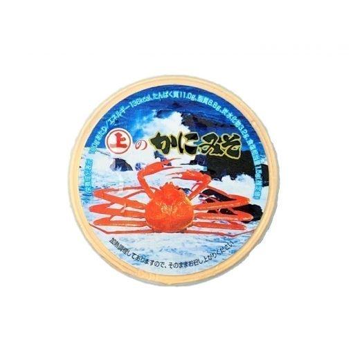 Air Flown Japan Kanimiso Crab Paste Miso 100g Front