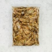 Frozen Japan Lake Shrimps Kawaebi Whole Head On 1kg
