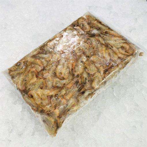 Frozen Japan Lake Shrimps Kawaebi Whole Head On 1kg Diagonally
