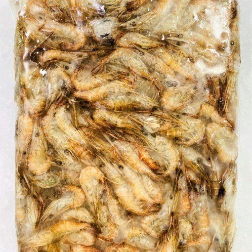 Frozen Japan Lake Shrimps Kawaebi Whole Head On 1kg Zoom