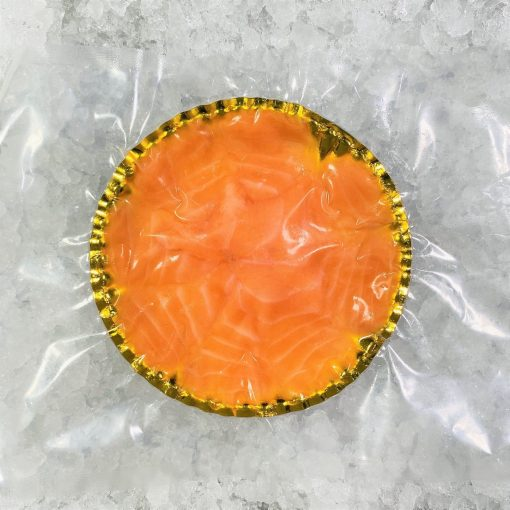 Frozen Salmon Yusheng Plate 8pc