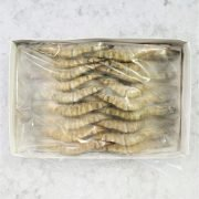 Frozen Vietnam Black Tiger Prawn Raw Head And Shell On 21 25pc Pack