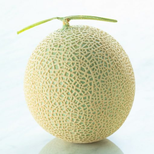 Air Flown Japan Fresh Fruit Crawn Musk Melon 1 1.5kg 1pc