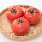 Air Flown Japan Fresh Vegetable Amera Fruit Tomato M Size 12pc± Basket